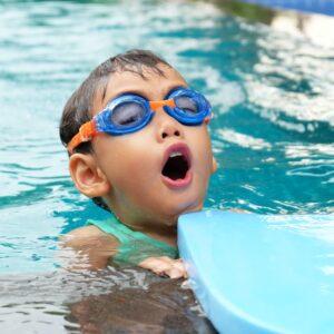 Zwemniveaus